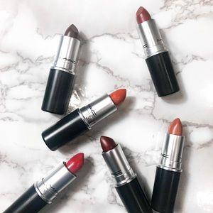 "MAC ""Nudes"" Lipstick"